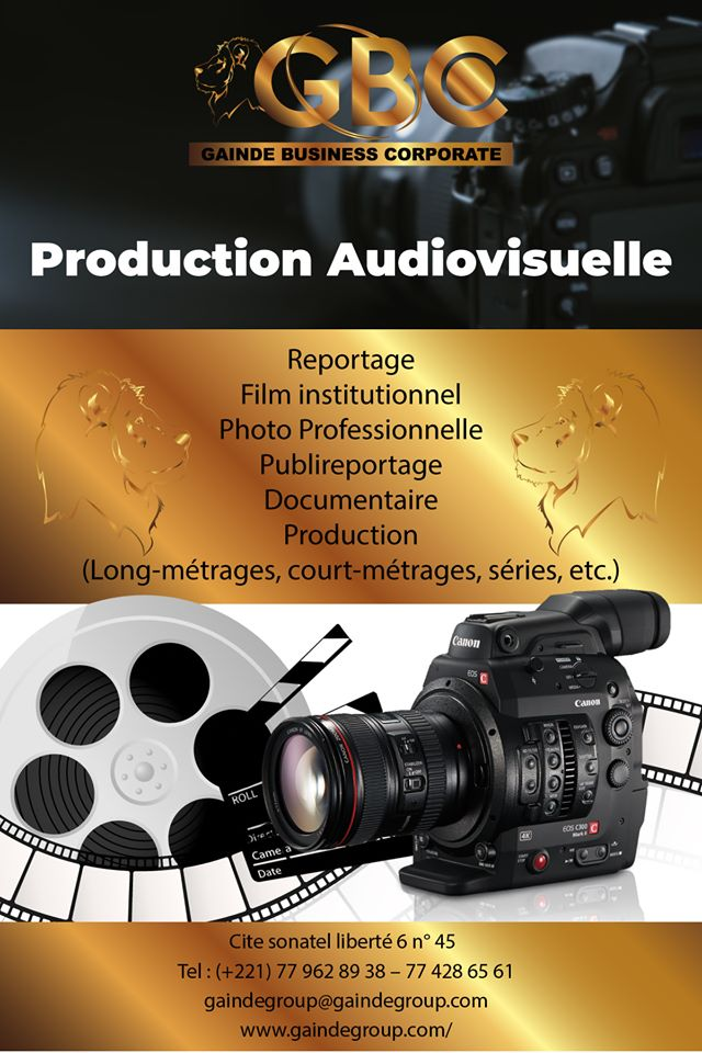 Production Audiovisuelle